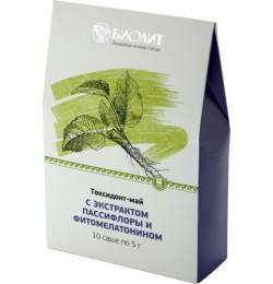 Токсидонт-май с экстрактами пассифлоры и фитомелатонином